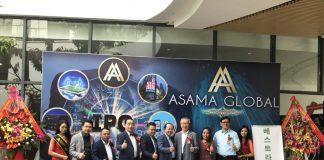 Dàn lãnh đạo của đa cấp Asama Mining