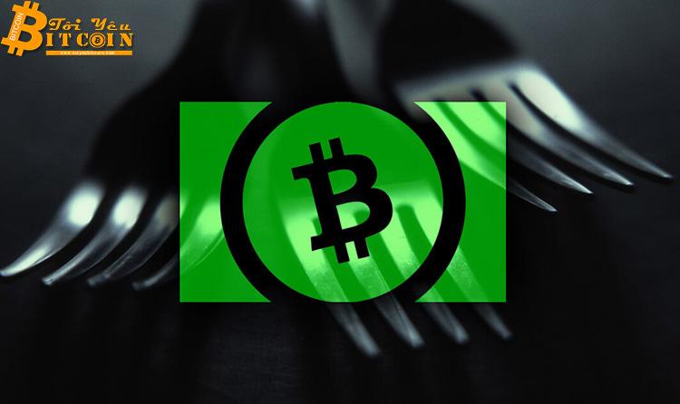 Bitcoin Cash sẽ tiếp tục hard fork vào tháng 11?
