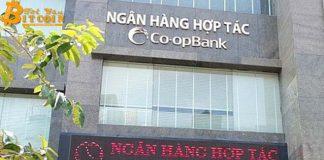 Website Ngân hàng Hợp tác xã VN bị hack, ra giá 100.000 USD