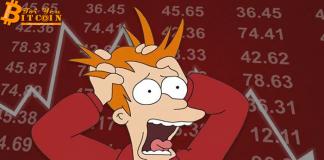 """Thị trường tiền điện tử đang ở bên bờ vực """"sụp đổ"""""""