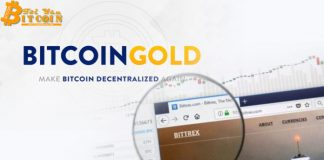 Bittrex sẽ chính thức xóa Bithares, Bitcoin Gold và Bitcoin Private