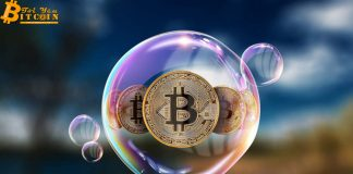 Bitcoin giảm giá sau khi sàn giao dịch tiền mã hóa Coinbase IPO thành công. Ảnh: Bloomberg.