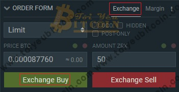 Cách trade coin trên sàn Bitfinex. Ảnh 3