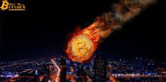 Thị trường tiếp tục rực lửa, Bitcoin lao dốc về mức thấp mới.