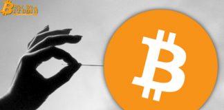 """Bloomberg: Bitcoin đã hết """"nhàm chán"""", giá sẽ còn giảm về $1,500"""