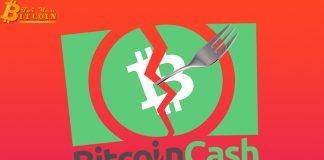Mạng lưới Bitcoin Cash đã phân tách làm 2 Blockchain riêng biệt
