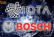 Gã khổng lồ Bosch hợp tác với IOTA
