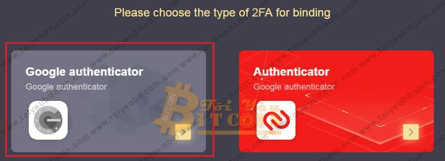 Bảo mật 2FA cho LBank. Ảnh 3
