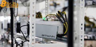 Bitmain điều động 90.000 máy đào Antminer S9 dành riêng cho hard fork Bitcoin Cash