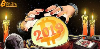 Cược Bitcoin đạt 28.000 USD năm 2019