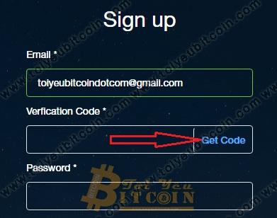 Đăng ký tài khoản IDAX. Ảnh 1