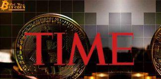 """Tạp chí Time: Bitcoin gắn liền với """"tự do"""""""
