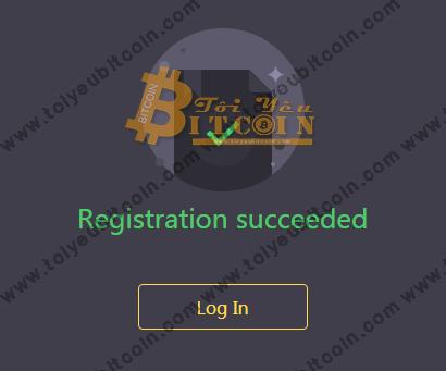 Đăng ký tạo tài khoản DragonEX. Ảnh 6