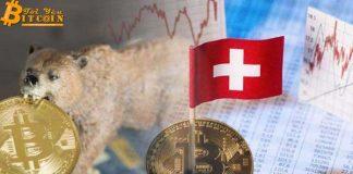 Khối lượng giao dịch Bitcoin ETP của Thụy Sĩ lập kỷ lục