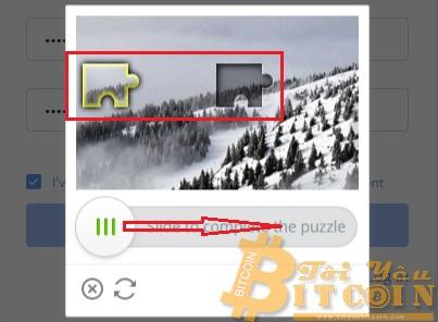 Đăng ký mở tài khoản Bibox. Ảnh 2