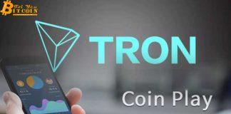 Tron mua lại cửa hàng ứng dụng Blockchain CoinPlay