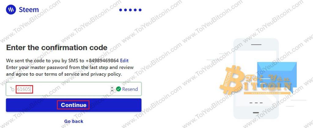 Tạo tài khoản ví Steem coin trên Steemit miễn phí. Ảnh 9