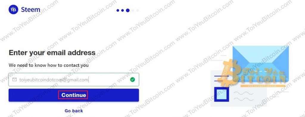 Tạo tài khoản ví Steem coin trên Steemit miễn phí. Ảnh 4