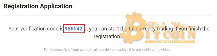 Cách đăng ký tạo tài khoản Coinsuper. Ảnh 2