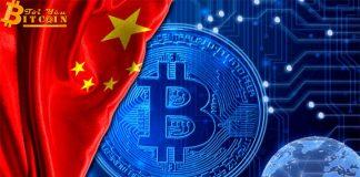 Thống kê ghi nhận dòng vốn 165 triệu USD chảy vào Bitcoin đến từ Trung Quốc