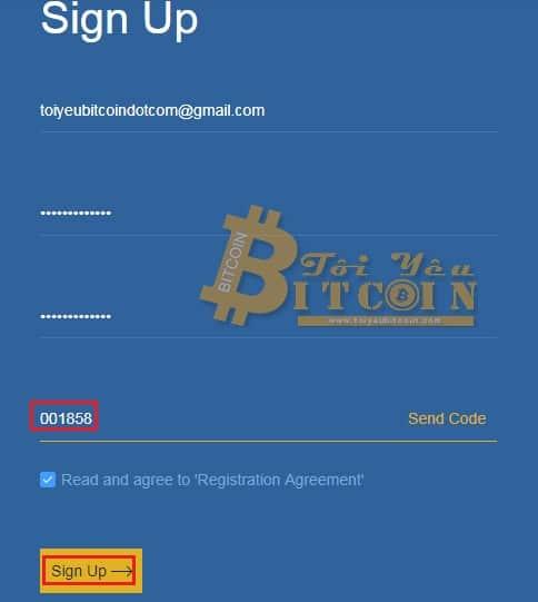 Cách đăng ký tạo tài khoản trên sàn Bw. Ảnh 4