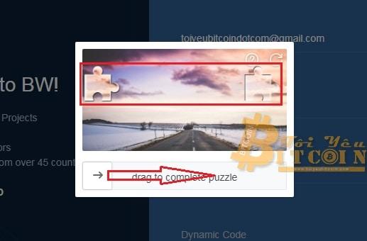 Cách đăng ký tạo tài khoản trên sàn Bw. Ảnh 2