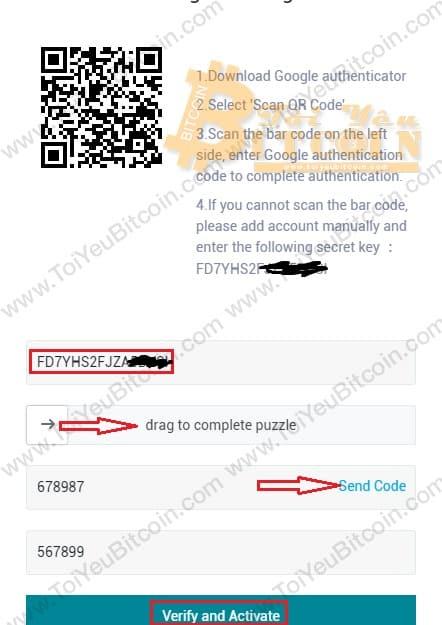 Cách bật bảo mật 2FA trên BW. Ảnh 2