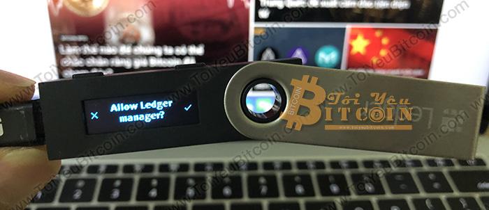 Cài đặt Ledger Live trên máy tính. Ảnh 13