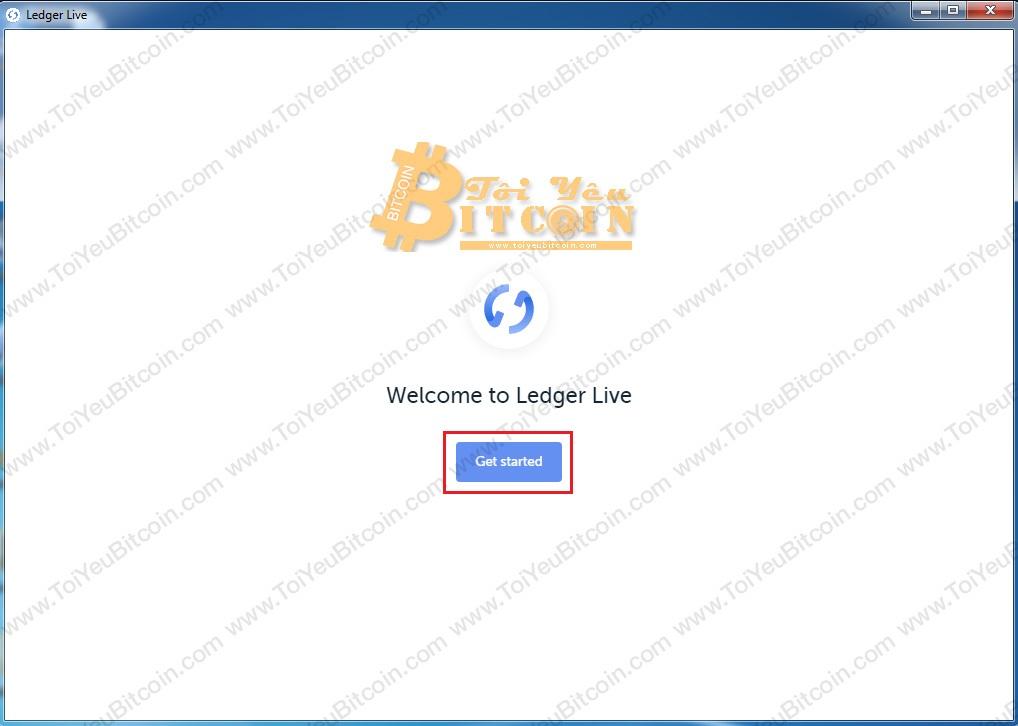 Cài đặt Ledger Live trên máy tính. Ảnh 5