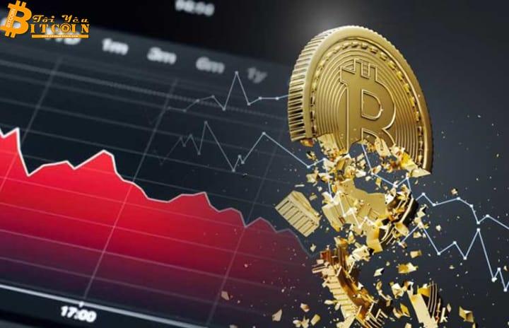 """Giá Bitcoin sẽ dump mạnh sau """"cú nhảy mèo chết"""""""