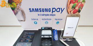Samsung Pay sẽ sớm tích hợp thanh toán bằng tiền mã hóa