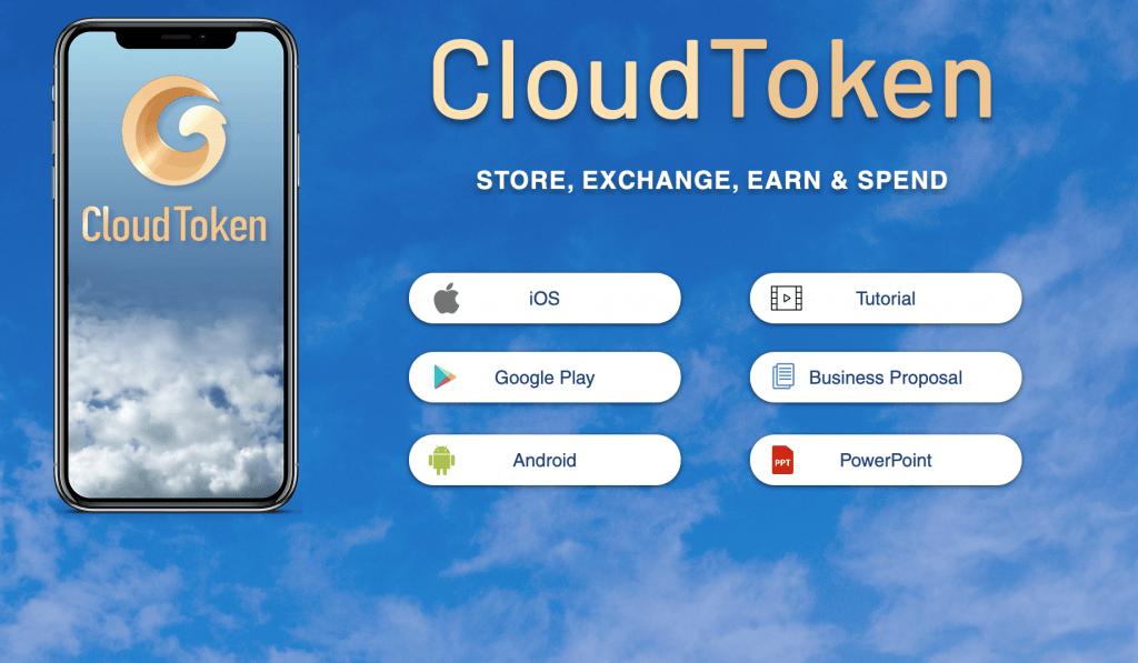 Ví Cloud Token