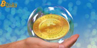 """""""Bong bóng Bitcoin"""" có là gì khi so với bong bóng chứng khoán hiện nay"""