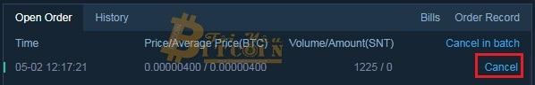 Cách trade coin trên sàn BW. Ảnh 5