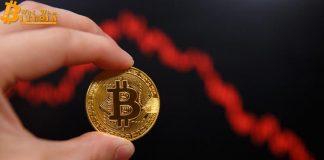 Bitcoin có thể giảm 25% về mức 8.800 USD