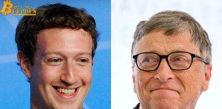 CEO Circle so sánh Zuckerberg với Bill Gates