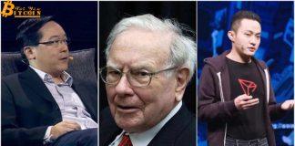 Charlie Lee sẽ ăn trưa cùng Justin Sun với Warren Buffett