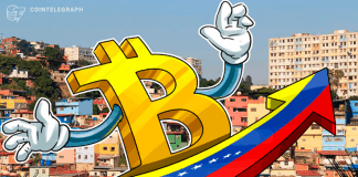 Venezuela lập kỷ lục về khối lượng Bitcoin mới nhờ lạm phát 10.000.000%
