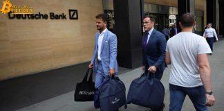 Cựu nhiên viên Deutsche Bank đã chuyển sang tiền điện tử