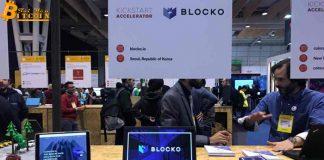 Blocko nhận được tài trợ từ Shinhan Bank