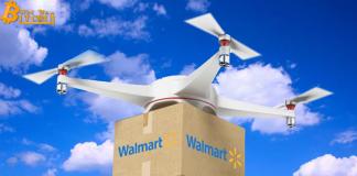 Walmart nộp đơn xin cấp bằng sáng chế cho hệ thống liên lạc máy bay không người lái dựa trên Blockchain