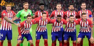 Atlético Madrid ra mắt token cho người hâm mộ