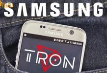 Samsung bổ sung API để hỗ trợ giao dịch Tron