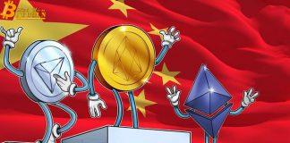 Trung Quốc công bố BXH tiền mã hóa mới, Tron tăng cấp