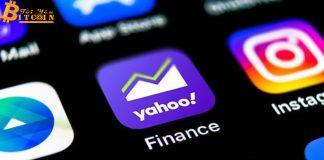 Yahoo Finance thêm giá tiền điện tử của CoinMarketCap vào trang web của mình