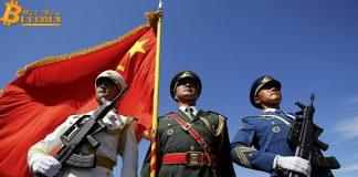 Quân đội Trung Quốc đang xem xét một hệ thống phần thưởng Blockchain