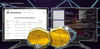 CoinMarketCap hiện cung cấp cho các nhà đầu tư tiền điện tử dữ liệu về tính thanh khoản