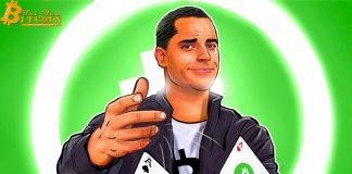 Roger Ver rõ ràng nghĩ rằng giá trị Bitcoin Cash có thể tăng 100.000%