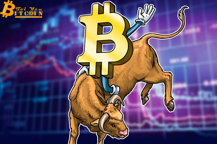 Bitcoin nhấp nháy tính hiệu sức mạnh Wyckoff, gợi ý một thị trường tăng giá mới