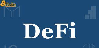 Tổng giá trị tiền điện tử bị khóa trong thị trường DeFi đạt cột mốc 1 tỷ USD